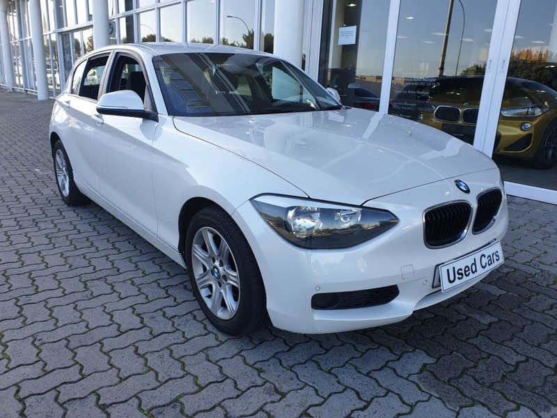 2013 BMW 1 Series 118i 5dr At f20  Western Cape Tygervalley_0