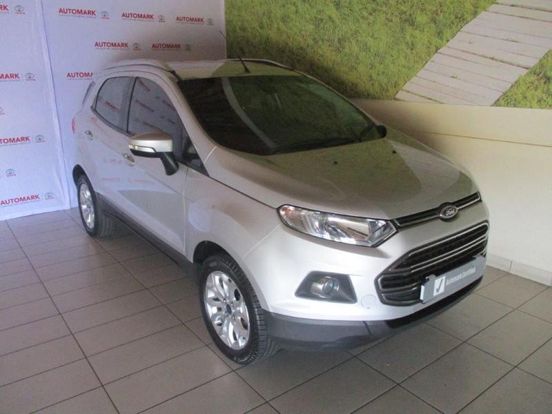2018 Ford EcoSport 1.5TDCi Titanium Gauteng Pretoria_0