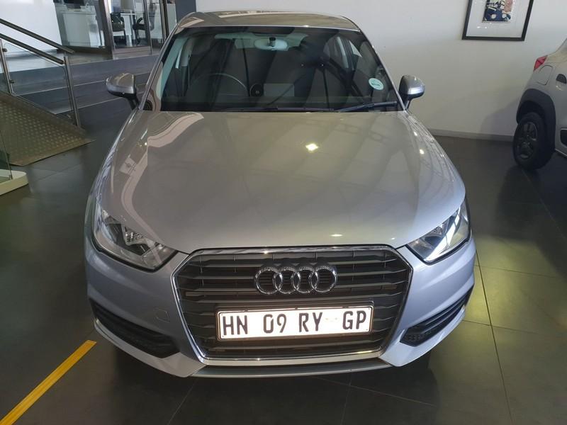 2015 Audi A1 1.4t Fsi  Attraction S-tron 3dr  Gauteng Vereeniging_0