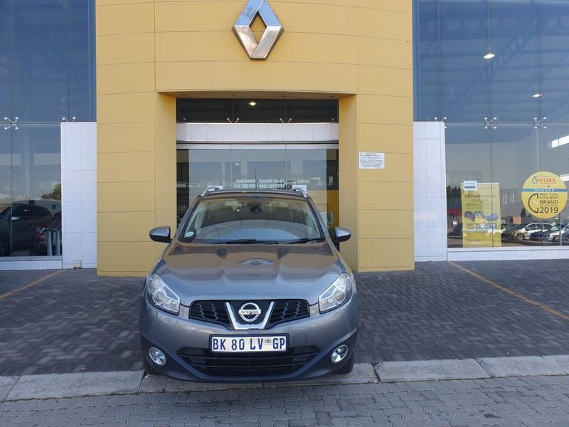 2011 Nissan Qashqai 2.0 N-tec Limited  Gauteng Vereeniging_0