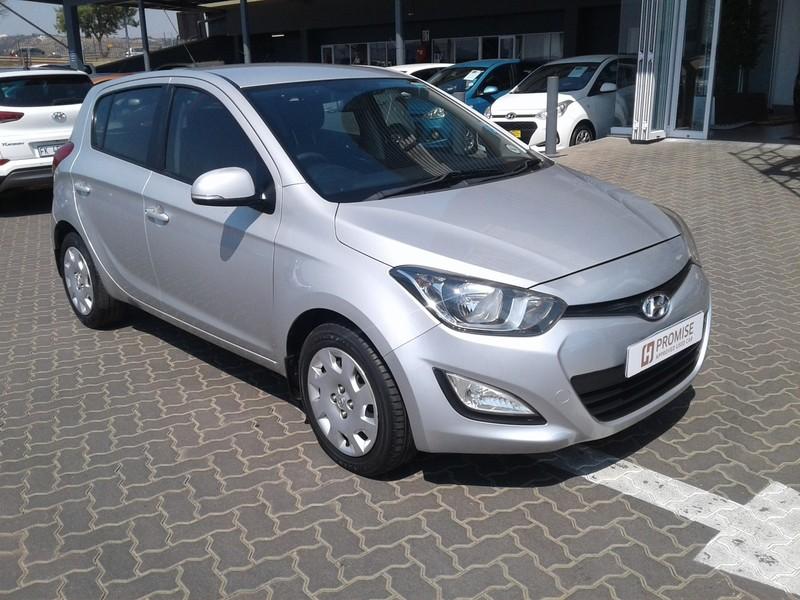 2013 Hyundai i20 1.4 Fluid At  Gauteng Roodepoort_0