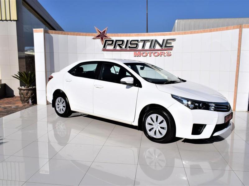2016 Toyota Corolla 1.6 Esteem Gauteng De Deur_0