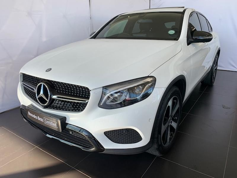 2017 Mercedes-Benz GLC COUPE 250d Western Cape Paarl_0