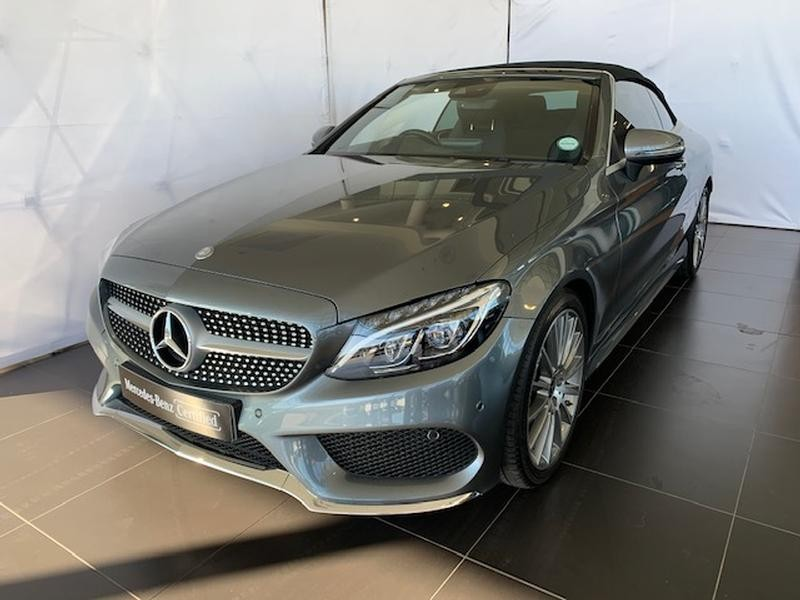 2017 Mercedes-Benz C-Class C300 Cabriolet AMG Auto Western Cape Paarl_0