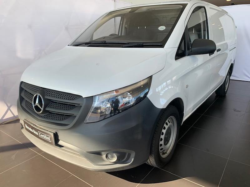 2018 Mercedes-Benz Vito 114 2.2 CDI FC PV Western Cape Paarl_0