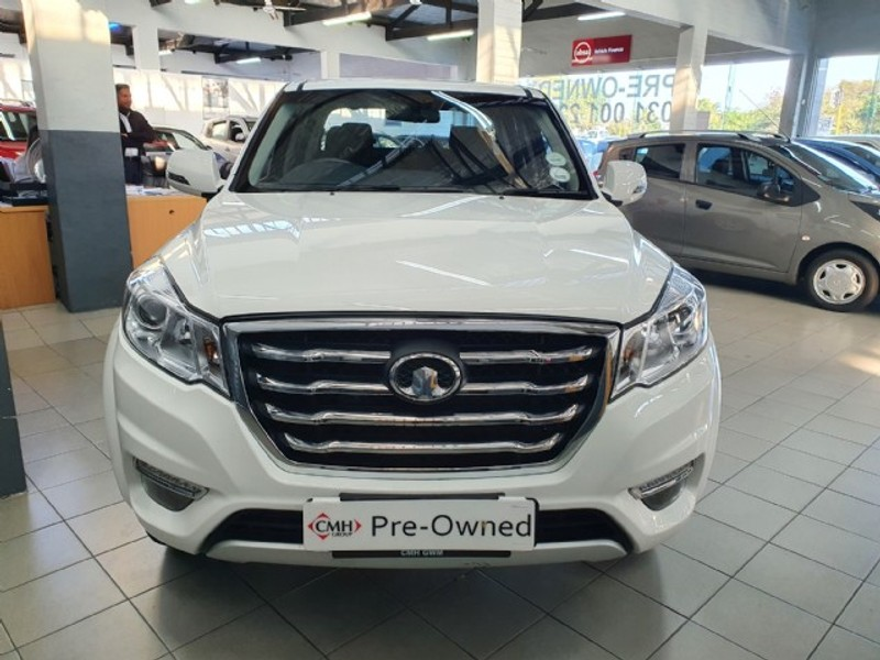 used gwm steed steed 6 20 vgt sx double cab bakkie for