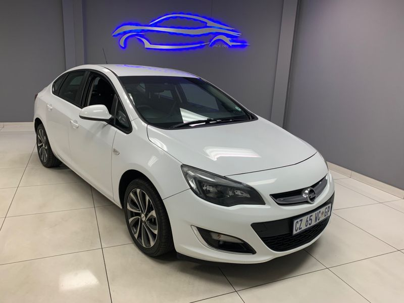 2014 Opel Astra 1.6 Essentia Gauteng Vereeniging_0