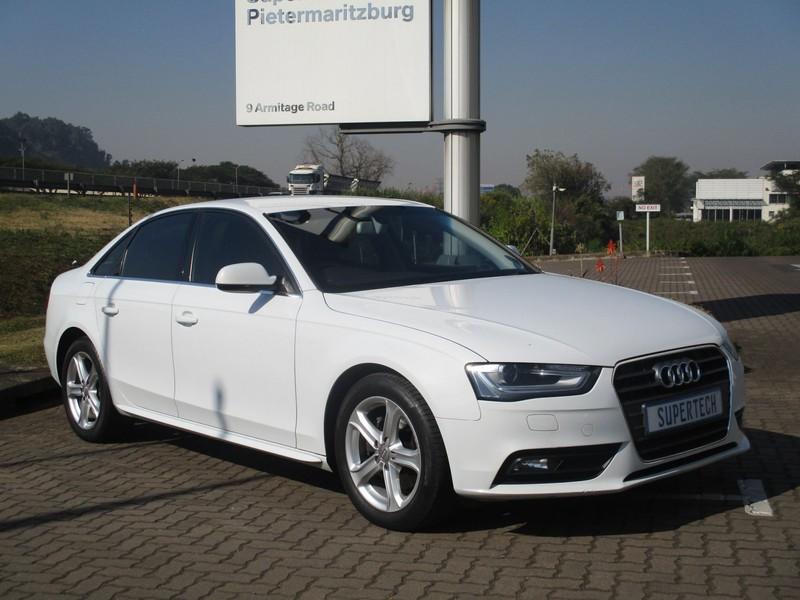 2015 Audi A4 1.8t Se Multitronic  Kwazulu Natal Pietermaritzburg_0