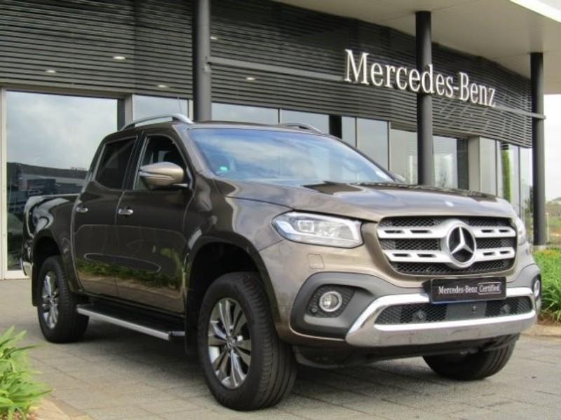 2019 Mercedes-Benz X-Class X250d 4x4 Power Auto Kwazulu Natal Umhlanga Rocks_0