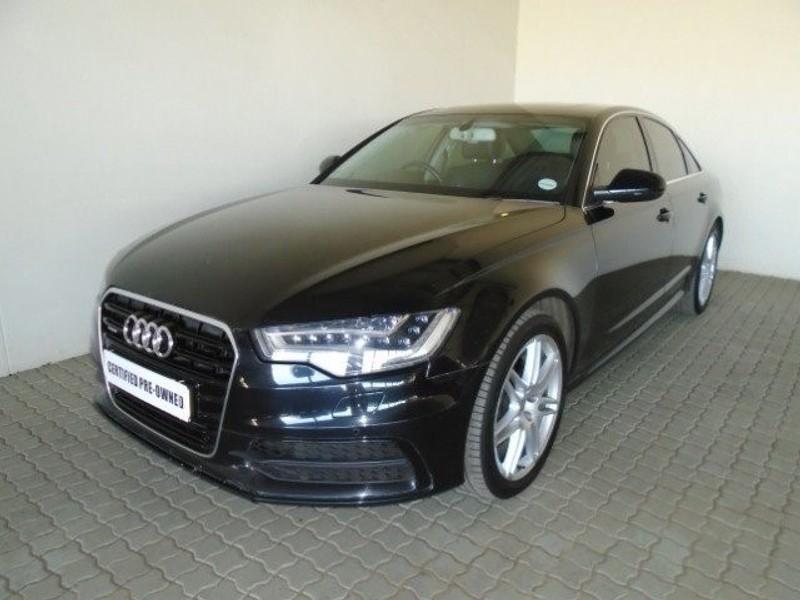 2014 Audi A6 3.0t Fsi Quat S Tronic 220kw  Gauteng Johannesburg_0