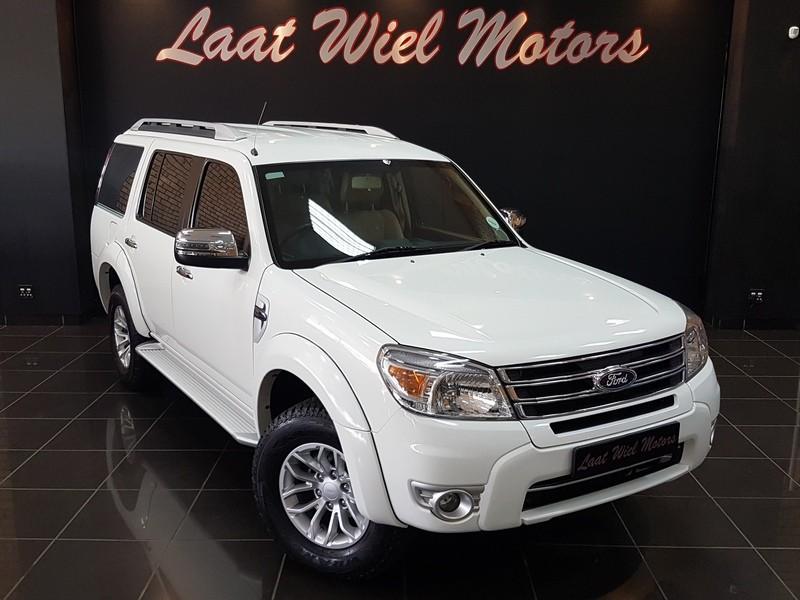 2012 Ford Everest 3.0 Tdci Xlt  Mpumalanga Middelburg_0