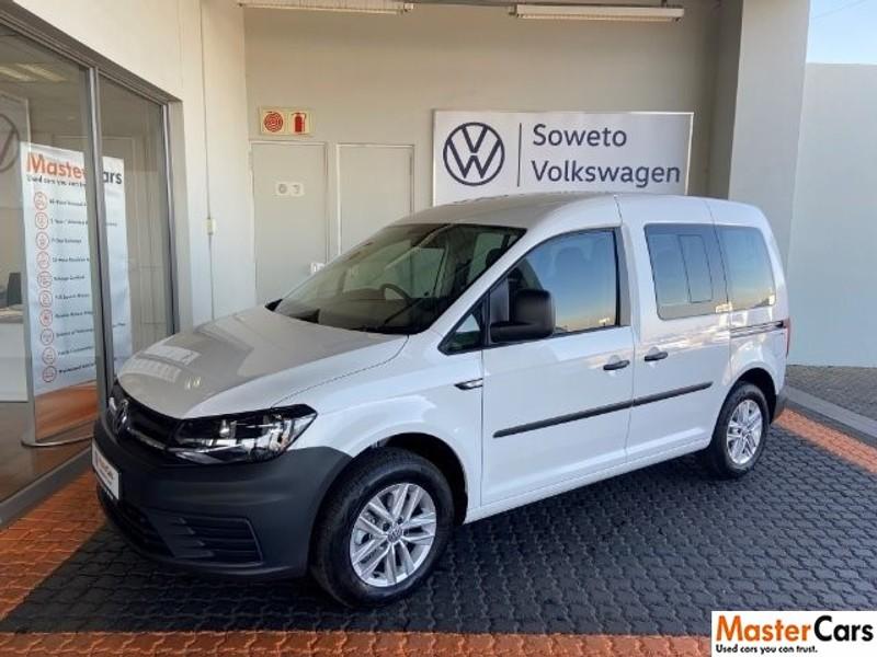 2020 Volkswagen Caddy Crewbus 2.0 TDI Gauteng Soweto_0