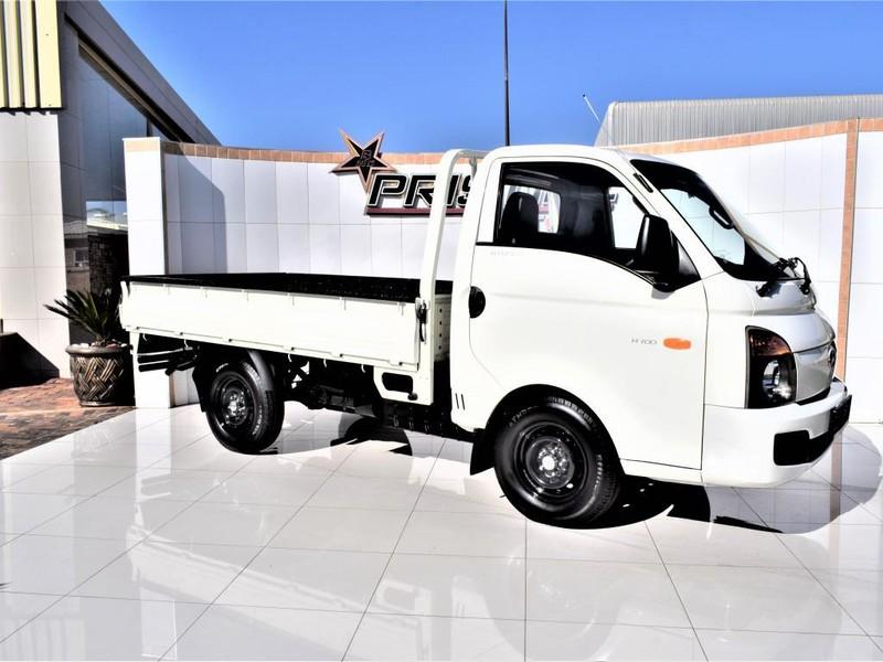 2014 Hyundai H100 Bakkie 2.6d Fc Ds  Gauteng De Deur_0