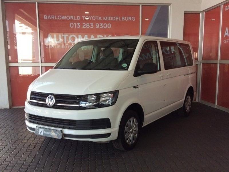2016 Volkswagen Kombi 2.0 TDI TREND LWB 75KW Mpumalanga Middelburg_0