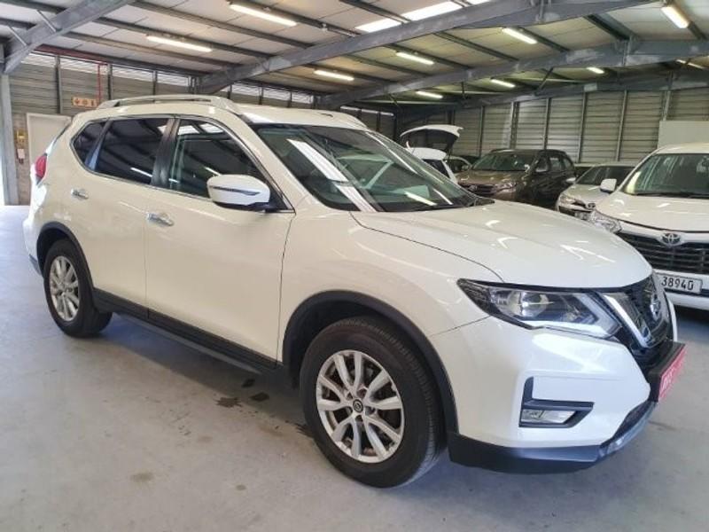 2018 Nissan X-Trail 2.5 Acenta 4X4 CVT Western Cape Blackheath_0
