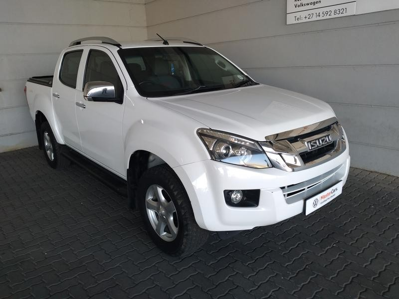 2015 Isuzu KB Series 300 D-TEQ LX Double cab Bakkie North West Province Rustenburg_0