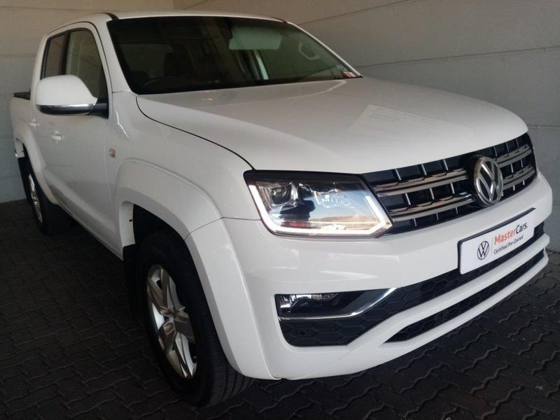 2019 Volkswagen Amarok 2.0 BiTDi Highline 132kW Auto Double Cab Bakkie North West Province Rustenburg_0