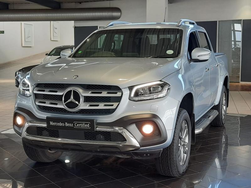 2018 Mercedes-Benz X-Class X250d 4x4 Power Auto Western Cape Cape Town_0