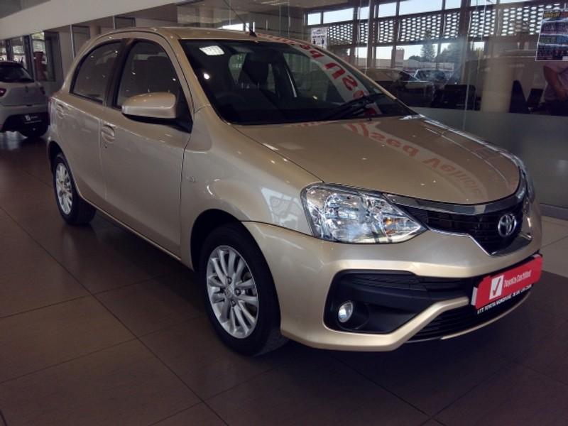 2018 Toyota Etios 1.5 Xs 5dr  Limpopo Mokopane_0