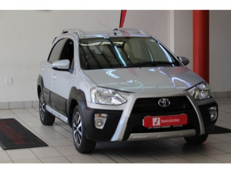 2019 Toyota Etios Cross 1.5 Xs 5Dr Mpumalanga Barberton_0