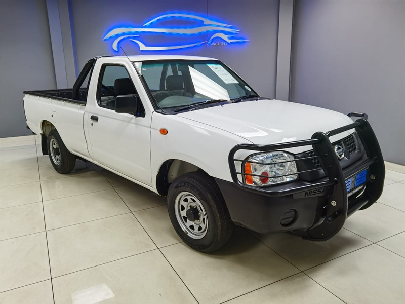 2017 Nissan NP300 Hardbody 2.0i LWB Single Cab Bakkie Gauteng Vereeniging_0