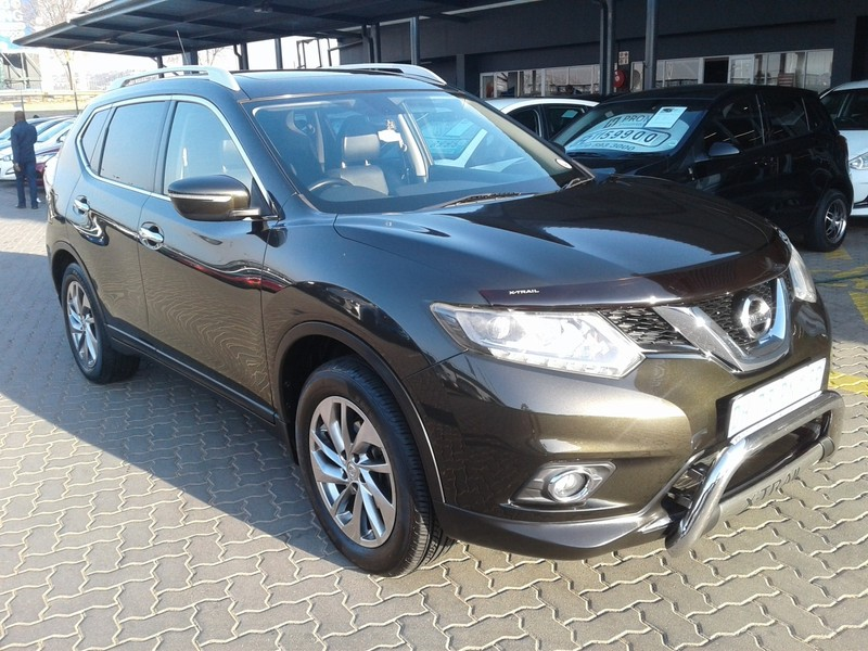 2014 Nissan X-Trail 1.6dCi LE 4X4 T32 Gauteng Roodepoort_0