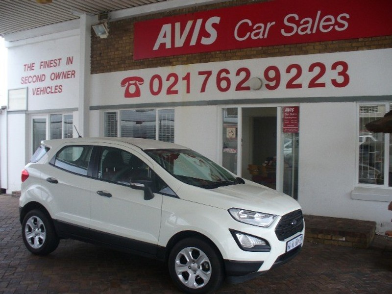 2019 Ford EcoSport 1.5TiVCT Ambiente Western Cape Cape Town_0