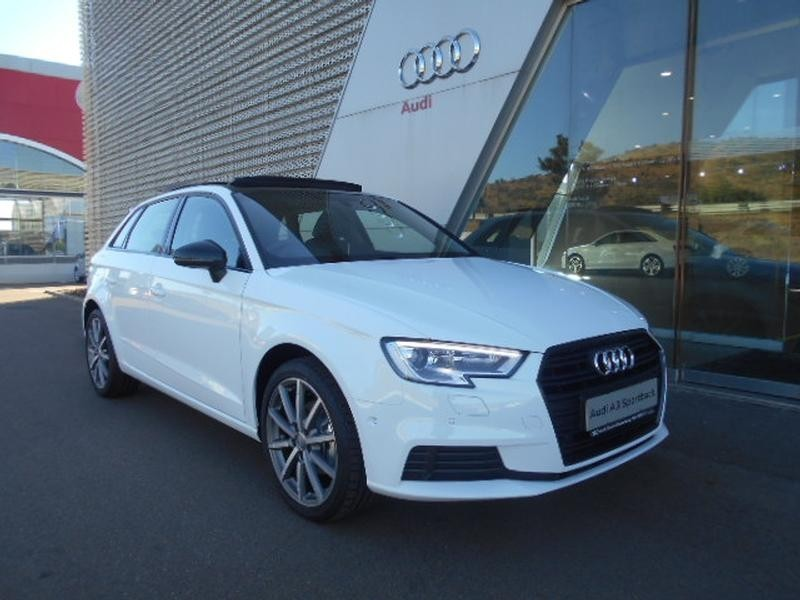 2020 Audi A3 1.0 TFSI STRONIC North West Province Rustenburg_0