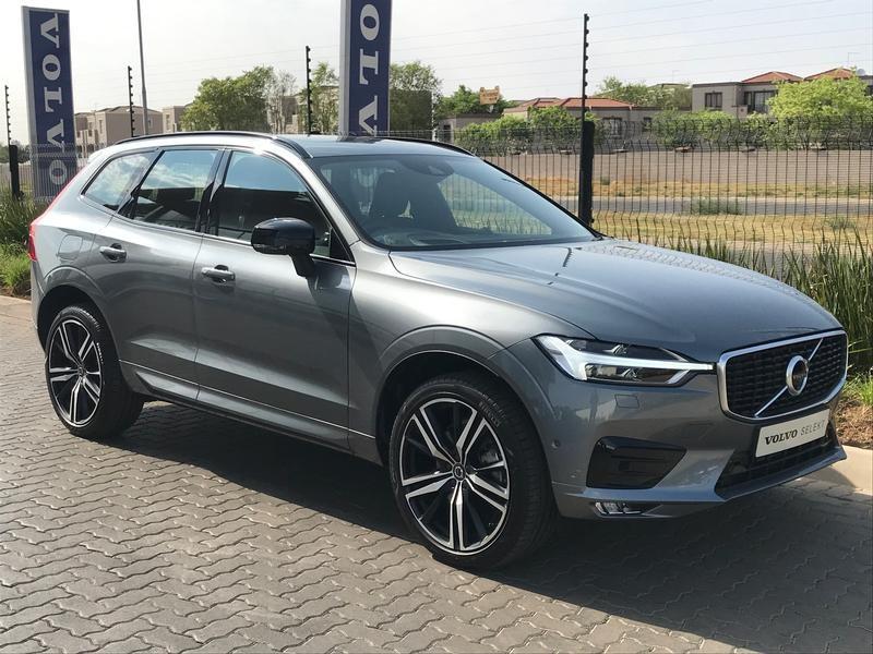 2020 Volvo XC60 T6 R-Design Geartronic AWD Gauteng Johannesburg_0