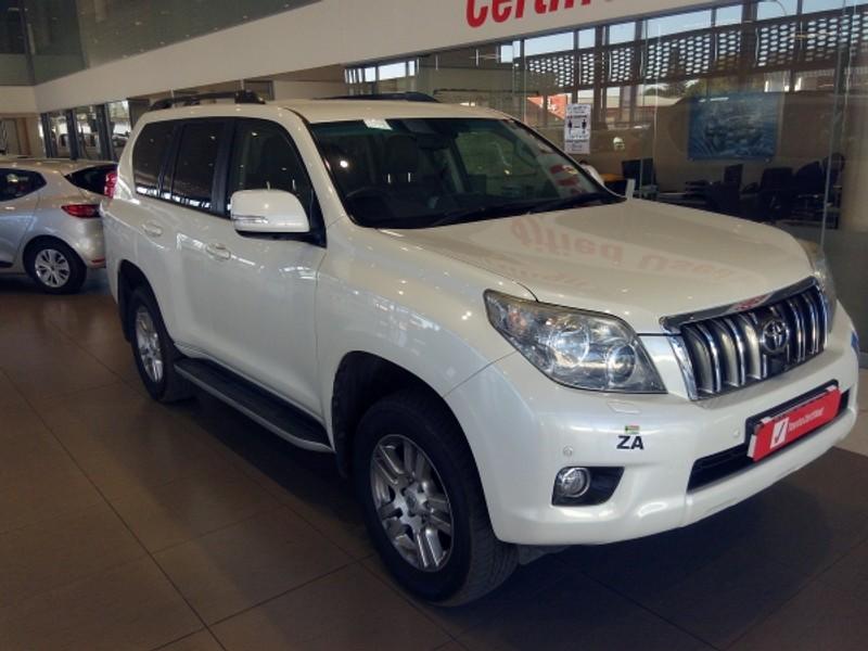 2010 Toyota Prado Vx 4.0 V6 At  Limpopo Mokopane_0