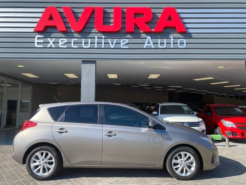 2013 Toyota Auris 1.6 Xs  North West Province Rustenburg_0