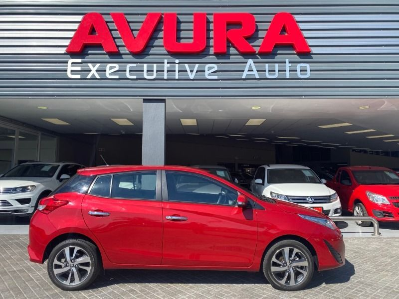 2018 Toyota Yaris 1.5 Xs CVT 5-Door North West Province Rustenburg_0