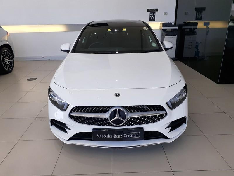 2020 Mercedes-Benz A-Class A 200 Auto Gauteng Randburg_0