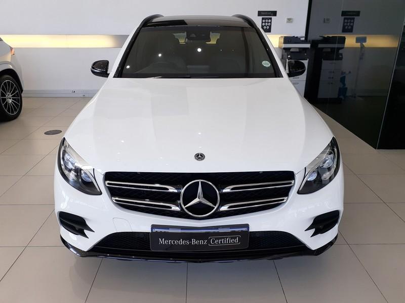 2018 Mercedes-Benz GLC 250d AMG Gauteng Randburg_0