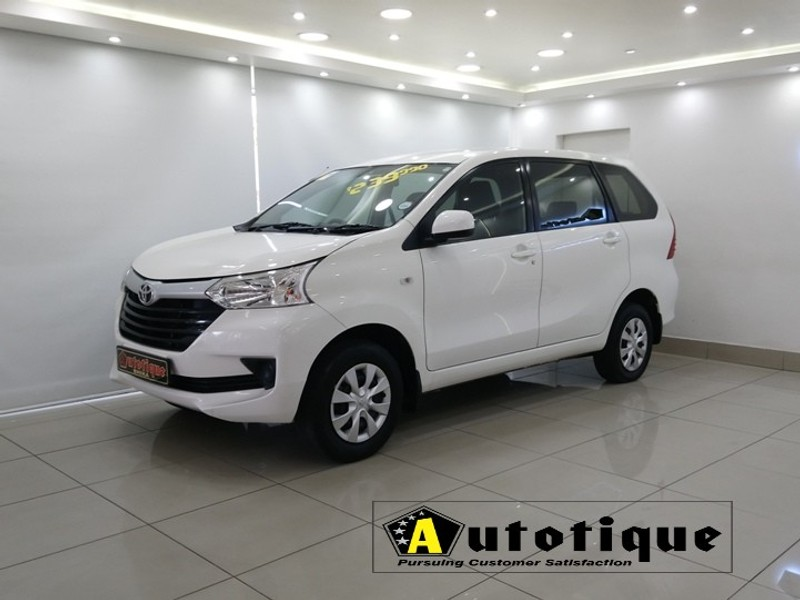 2019 Toyota Avanza 1.5 SX Kwazulu Natal Durban_0