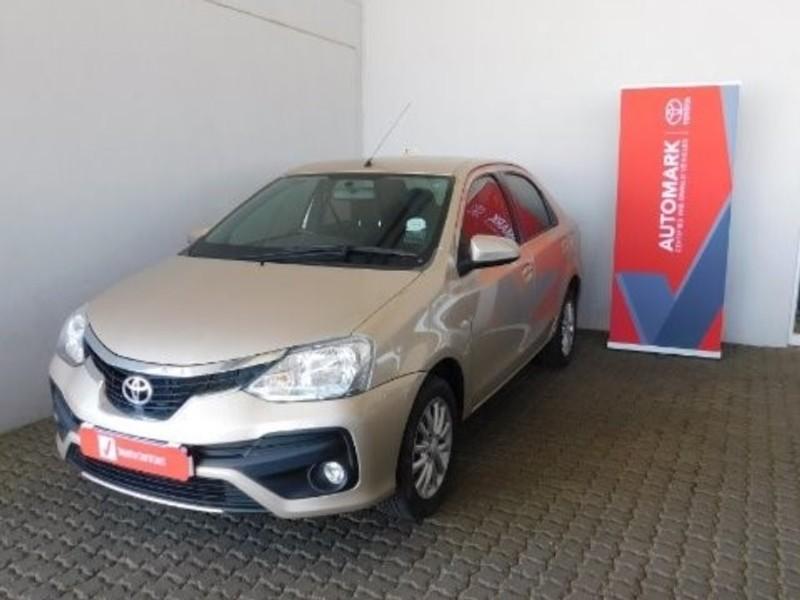 2019 Toyota Etios 1.5 Xs  Gauteng Soweto_0