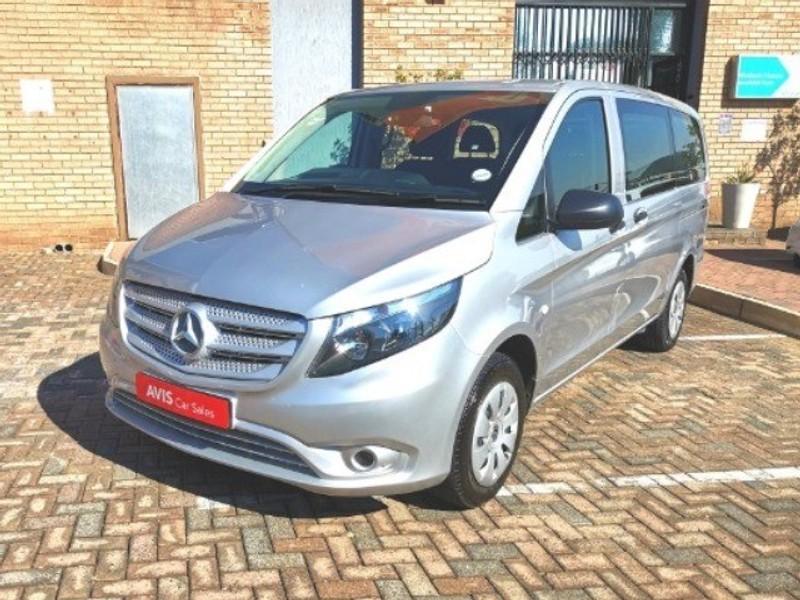 2019 Mercedes-Benz Vito 116 2.2 CDI Tourer Pro Auto Gauteng Johannesburg_0