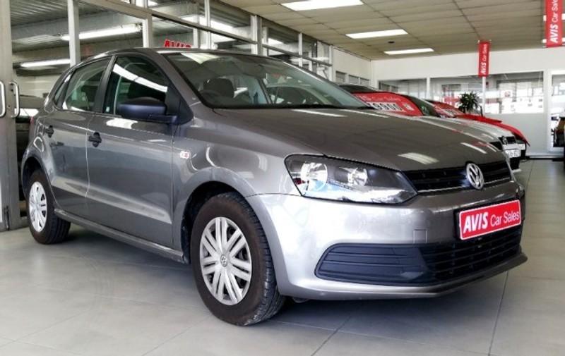 2019 Volkswagen Polo Vivo 1.6 Comfortline TIP 5-Door Western Cape Strand_0