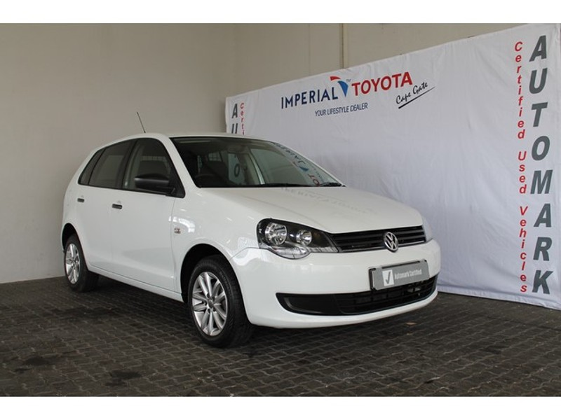 2016 Volkswagen Polo Vivo GP 1.4 Xpress 5-Door Western Cape Brackenfell_0