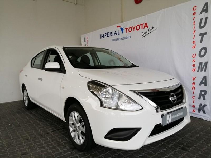 2017 Nissan Almera 1.5 Acenta Western Cape Brackenfell_0
