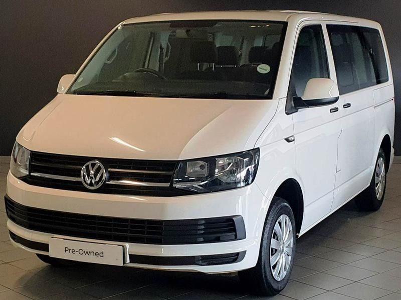 2018 Volkswagen Kombi T6 KOMBI 2.0 TDi Trendline Gauteng Alberton_0