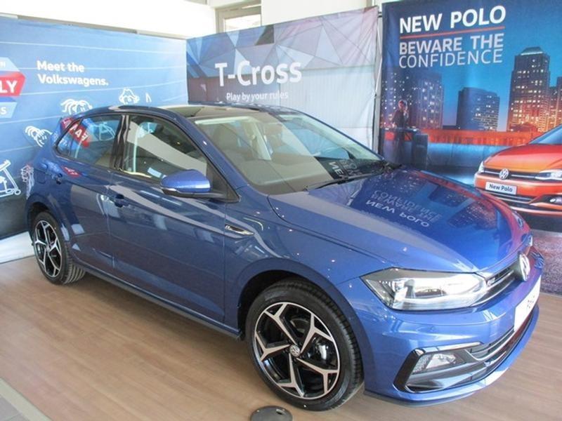 2020 Volkswagen Polo 1.0 TSI Comfortline North West Province Rustenburg_0