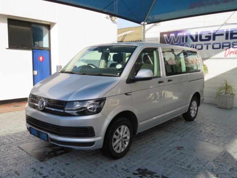 2018 Volkswagen Transporter T6 KOMBI 2.0 TDi DSG 103kw Trendline Plus Western Cape Cape Town_0