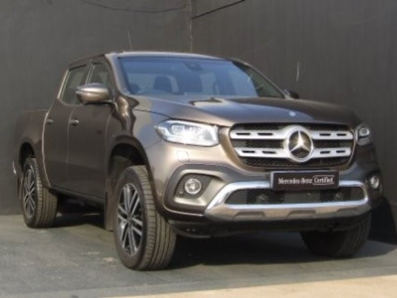 2019 Mercedes-Benz X-Class X250d 4x4 Power Kwazulu Natal Durban_0