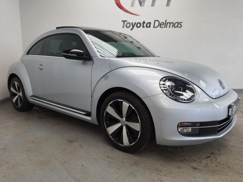 2017 Volkswagen Beetle 1.4 TSI Sport DSG Mpumalanga Delmas_0