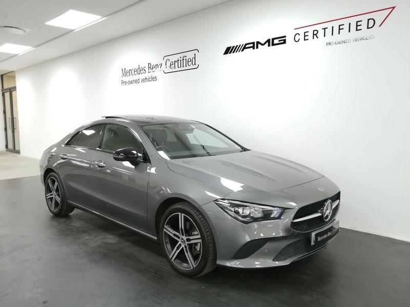 2019 Mercedes-Benz CLA CLA200 Auto Gauteng Sandton_0