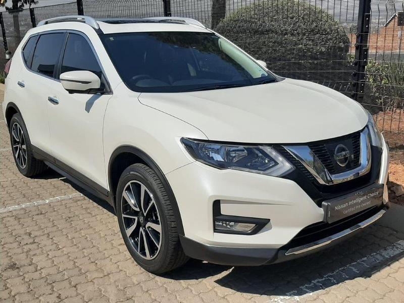 2020 Nissan X-Trail 2.5 Tekna 4X4 CVT 7S Gauteng Johannesburg_0