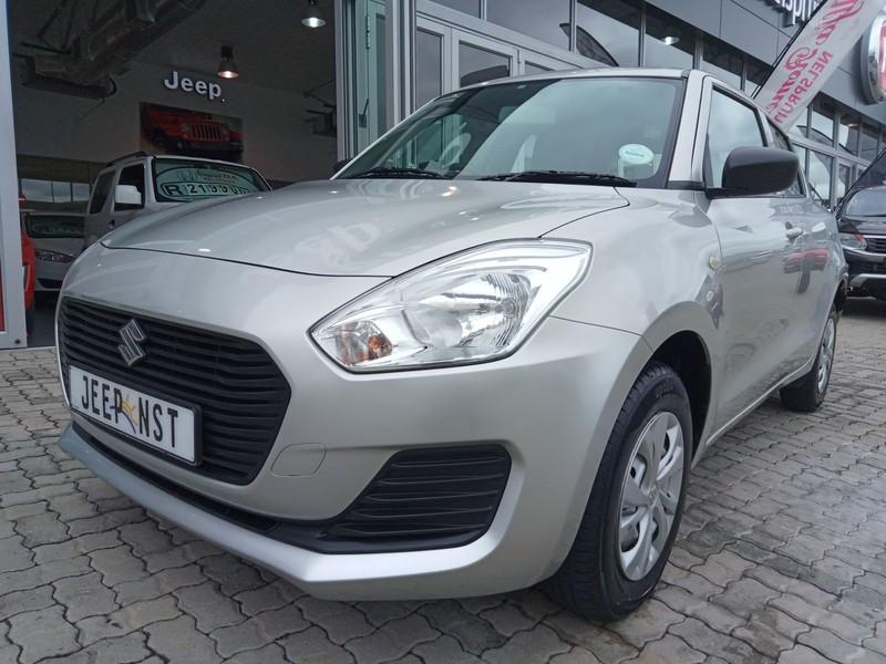 2019 Suzuki Swift 1.2 GA with Bluetooth Radio Mpumalanga Nelspruit_0