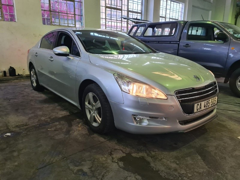 2013 Peugeot 508 1.6 Thp Allure At  Eastern Cape East London_0