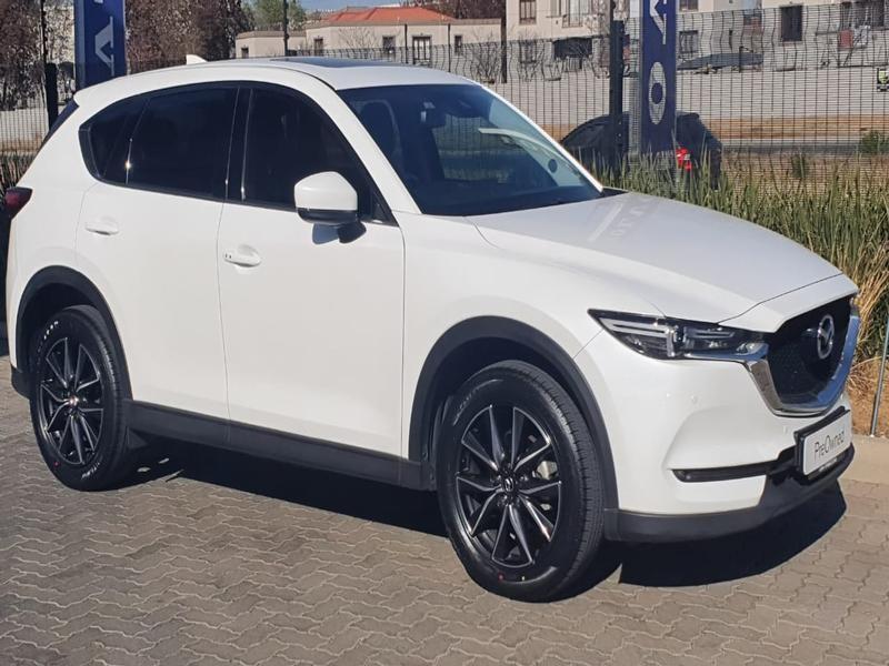 2018 Mazda CX-5 2.2DE Akera Auto AWD Gauteng Johannesburg_0
